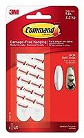 Command Refill Strips Large White 6-Strips (17023P-ES) 【Creative Arts】 [並行輸入品]