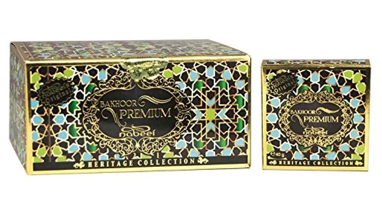 準備する哲学者媒染剤Bakhoor Incense ( 40gm ) by Nabeel 12 pack