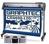 グラフテック カッティングプロッタ CE6000-120-AMO 600mmシート2本 アプリ セット