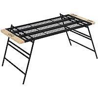 DOD(ディーオーディー) テキーラテーブル 焚き火の上で使用可能 ワンバイ木材でカスタム可能 TB4-535