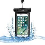Best iphone 5C 5C電話ケース - Alfort スマホ防水ケース iPhone 7/7 Plus/Sony X Compact/Samsung S8など6インチ以下全機種対応 Review