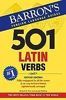 501 Latin Verbs (Barron's 501 Verbs)