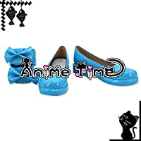 ●●サイズ選択可●●女性22.5CM MJR1667 コスプレ靴 ブーツ ラブライブ!サンシャイン!! 君のこころは輝いているかい? 桜内梨子