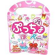 味覚糖   ぷっちょグミ ほっぺちゃん さくらんぼ  34G×10袋