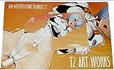 C77 T2 ART WORKS Tony 台紙付きテレカ エヴァ 綾波