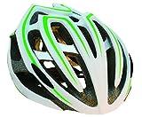 Cannondale(キャノンデール) ヘルメット ヘルメット テラモ CH081016U43LX WHT/GRN L/XL(58-62cm)
