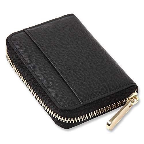 Aluda 小銭入れ メンズ コインケース 財布 (ブラック)