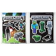 ウォールステッカー Minecraft マインクラフト 壁紙シール