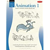 Cartooning: Animation 1 with Preston Blair: Learn to animate cartoons step by step (How to Draw & Paint)