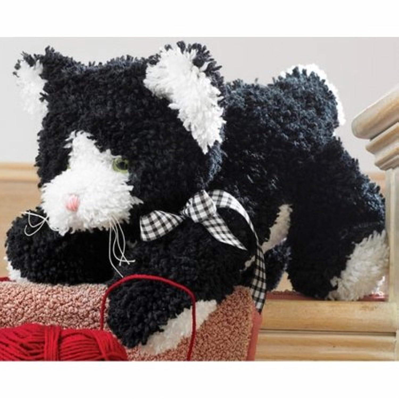Huggables Kitty Stuffed Toyラッチフックkit-12 Long