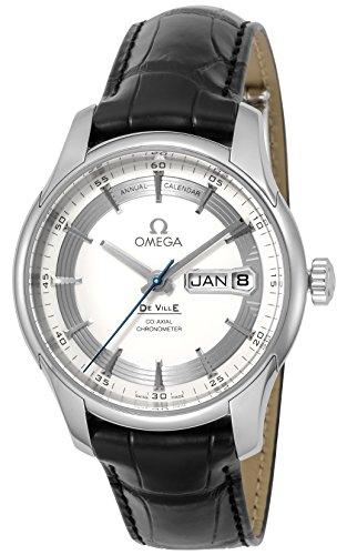 [オメガ]OMEGA 腕時計 デ・ビル シルバー文字盤 コーアクシャル自動巻 431.33.41.22.02.001 メンズ 【並行輸入品】