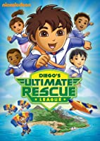 Diego's Ultimate Rescue League [DVD] [Import]