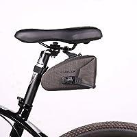 RICH BIT 自転車サドルバッグ ナイロン TPU加工 大容量 全防水 リアバッグ