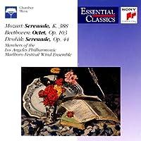 Mozart;Serenade K.388