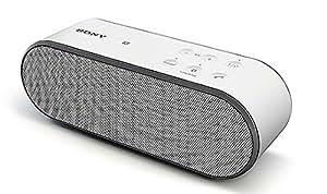 SONY ワイヤレスポータブルスピーカー Bluetooth対応 ホワイト SRS-X2-W