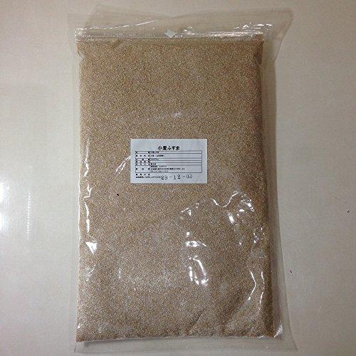 ユウテック 小麦ふすま 500g (チャック付き袋)