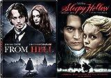 レディース キャミソール Tim Burton Johnny Depp Sleepy Hollow +From Hell DVD Bundle Fantasy Action set