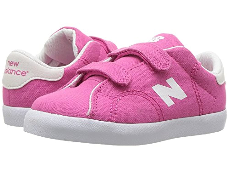 (ニューバランス) New Balance キッズランニングシューズ??スニーカー?靴 Pro Court (Infant/Toddler) Pink/White 9.5 Toddler (16.5cm) M