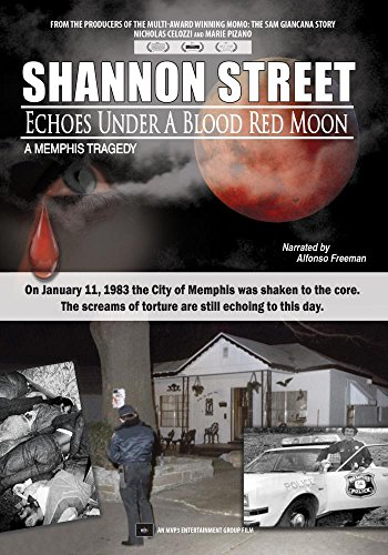Shannon Street: Echoes Under a Blood Red Moon [DVD] [Import]