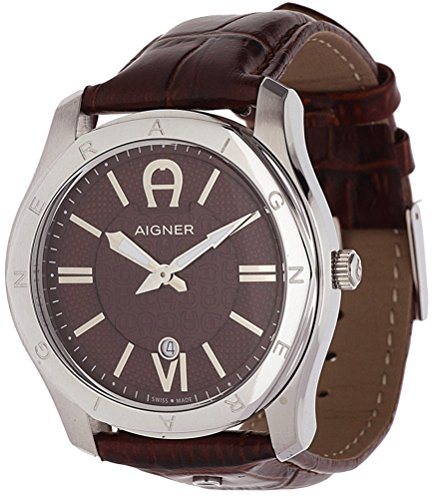 AIGNER 腕時計 電池式クォーツ カレンダー A42117A [並行輸入品]