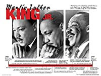 Martin Luther King , Jr。Portraitポスター