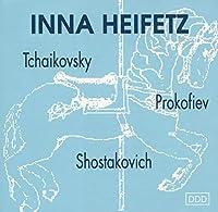 Tchaikovsky/Prokofiev/Shost