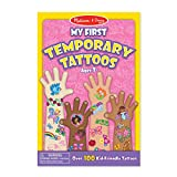 Melissa & Doug Press-On Temporary Tattoos for Kids