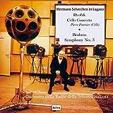 ドヴォルザーク : チェロ協奏曲 | ブラームス : 交響曲第3番 / ヘルマン・シェルヘン | ピエール・フルニエ | ルガーノ放送管弦楽団 (Dvorak: Cello concerto, Brahms: Symphony No.3 / Herman Scherchen, Pierre Fournier, Orchestra della Radio della Svizzera Italiana) [CD] [MONO] [国内プレス] [日本語帯・解説付]