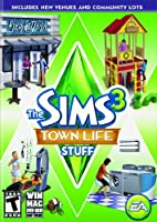 The Sims 3: Town Life Stuff - PC/Mac 【You&Me】 [並行輸入品]