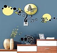 Dream Wall Decal, Butterflies [並行輸入品]