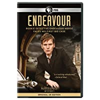 Masterpiece Mystery: Endeavour [DVD] [Import]
