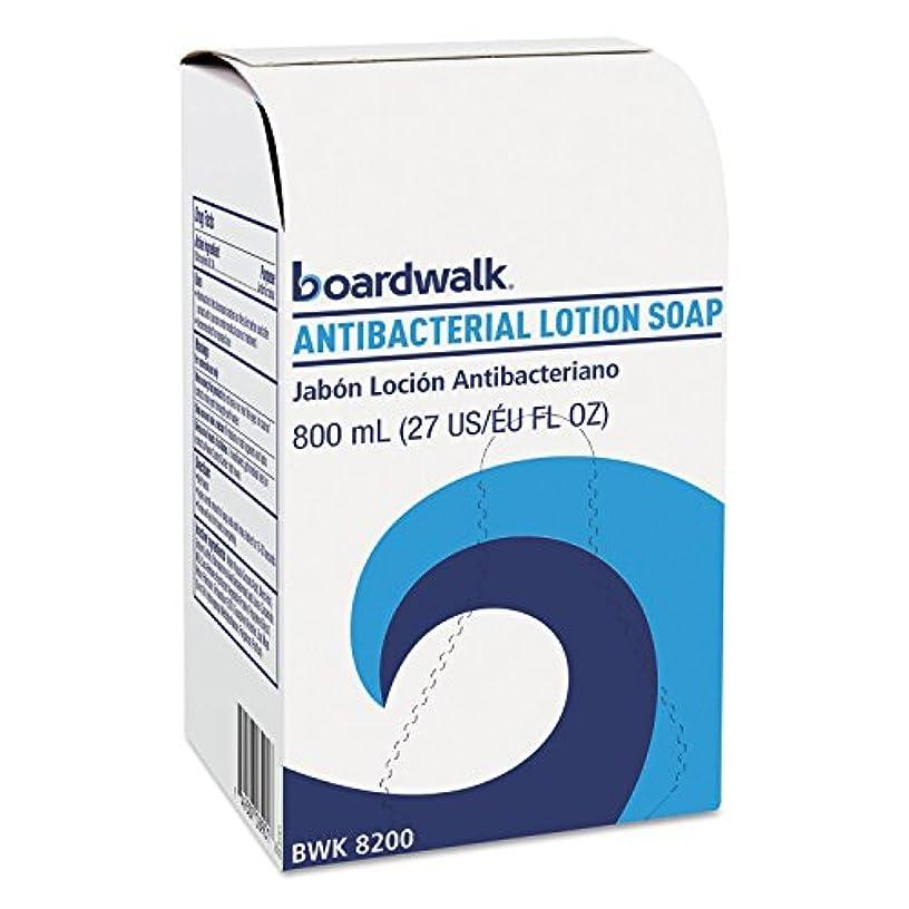 マイルド廃止するカメボードウォーク8200 CT Boardwalk抗菌ローションソープbwk8200ct BWK 8200 CT