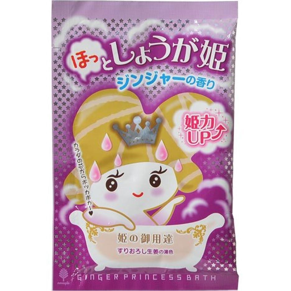 ピクニック思春期過ちほっとしょうが姫 ジンジャーの香り 30g