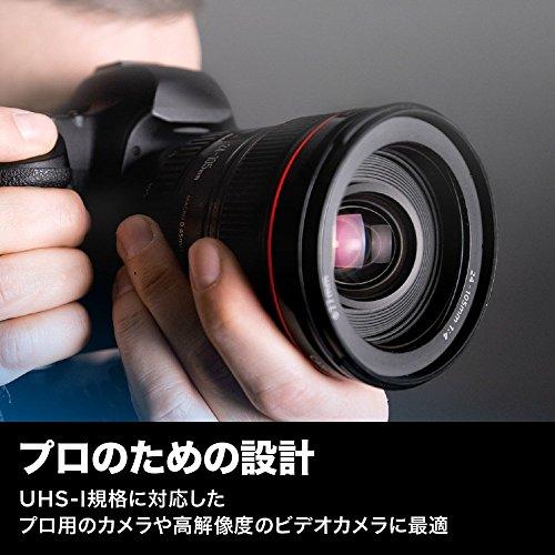 『【 サンディスク 正規品 】 SDカード 32GB SDHC Class10 UHS-I 読取り最大90MB/s SanDisk Extreme SDSDXVE-032G-EPK エコパッケージ』の1枚目の画像