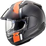 アライ (ARAI) ヘルメット アストラル-X ツイスト (TWIST) オレンジ 59-60cm (ピンロックシート120(クリア)付き) ASTRAL-X-TWIST-OR59