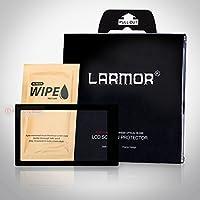 Larmor GGS SONY α7R II/α7 II/α99/α77 II 用ガラスフィルム ガラス 製 フィルム 液晶保護フィルム 保護フィルム 液晶プロテクター