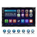 ATOTO 7インチ HDタッチスクリーンAndroid カー AV ナビゲーションシステム (16GB) – ダブル DIN クアッドコア カーエンタテイメント マルチメディア (FM/RDS ラジオ, GPS, WIFI, Bluetooth) M4171 (DVD 非搭載モデル)