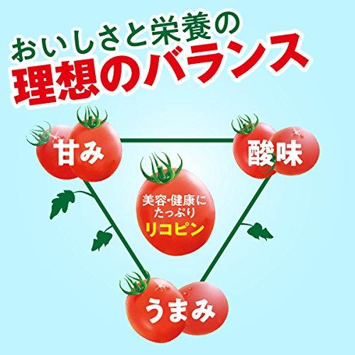 理想のトマト おいしさと栄養の理想のバランス 200X24