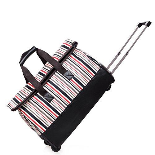 TMJJ メンズレディース キャリーバッグ ボストンバッグ ハンド ビジネス トラバル 出張用 アウトドア 旅行 修学 大容量 機内持ち込み スーツケース 人気 男女兼用 軽量 おしゃれ 防水