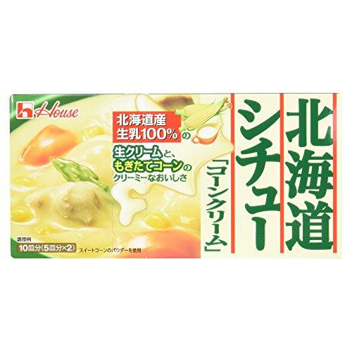 北海道シチュー コーンクリーム 180g