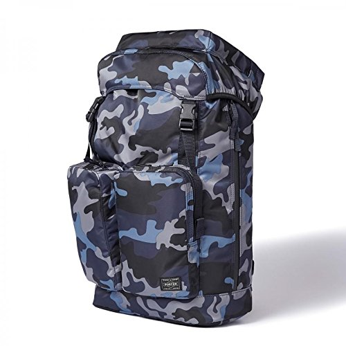 (ヘッド・ポーター) HEADPORTER JUNGLE RUCK SACK DARK NAVY