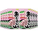 ミツカン おむすび山 桜もち風味 24g×10袋