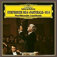 Beethoven: Symphonies Nos. 6 'Pastora by Leonard Bernstein (2012-05-15)