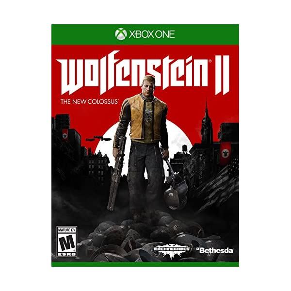Wolfenstein II The New C...の商品画像