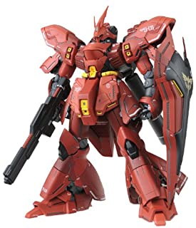 MG 1/100 MSN-04 サザビーVer.Ka (機動戦士ガンダム 逆襲のシャア) (B00EOEBG2Y) | Amazon price tracker / tracking, Amazon price history charts, Amazon price watches, Amazon price drop alerts