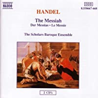Handel: The Messiah by GEORGE FRIDERIC HANDEL (1992-12-04)