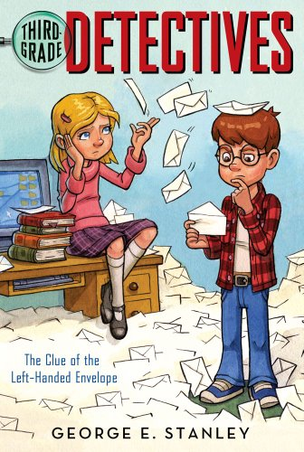 The Clue of the Left-Handed Envelope (Ready-For-Chapters: Third-Grade Detectives #1)の詳細を見る