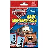 Disney Cars Multiplication Learning Cards ディズニーカーズ乗算学習カード?ハロウィン?クリスマス?