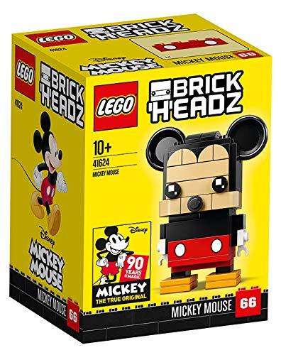 レゴ(LEGO) ブリックヘッズ ミッキーマウス 41624