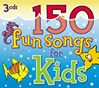 150 Fun Songs for Kids (Dig)